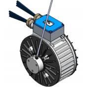 Synchronous motor Heinzmann PMS 156 80 VDC
