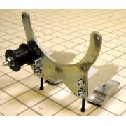 Mounting kit for AGNI motor with roller