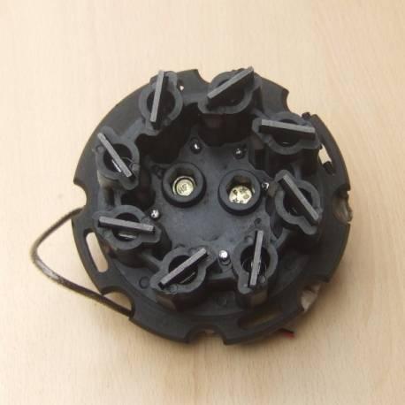 Porte balais + 8 balais pour moteur AGNI