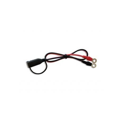 Câble à oeillet connection M6 pour chargeurs CTEK