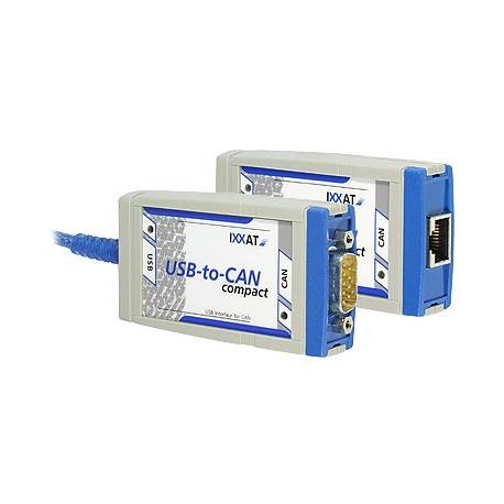 USB-to-CAN compact - Intelligent CAN interface