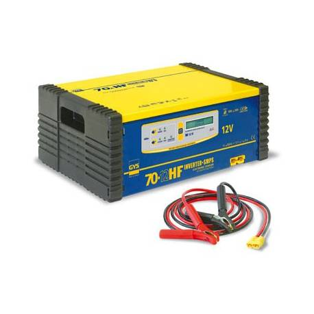 GYS INVERTER 70-12 HF charger 12V 70A