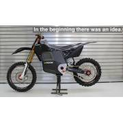 eMXM electric motocross bike