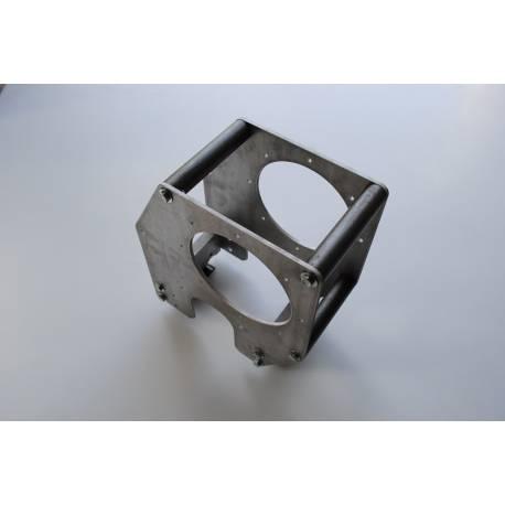 Kit de fixation en aluminium, 2 plaques, position arrière, pour moteur AGNI, sans galet