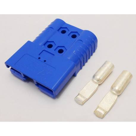 Connecteur SBE160 BLEU 48V 50mm2