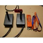 Commande à distance électrique 24V