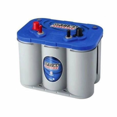 Optima Bluetop BTDC - 12V 55Ah 660A Battery