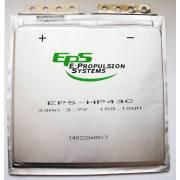 Cellule Lithium 3.7V 43Ah LCO