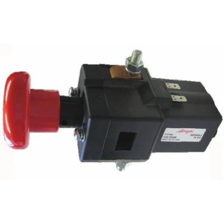 80V relay with Emergency Stop 250A SD250AB-8