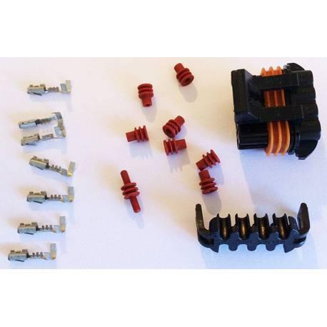 8 pins DELPHI female kit connector