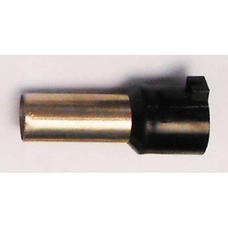 Embout de câblage 25mm2 noir 17,5mm