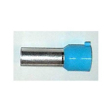 Embout de câblage 50mm2 Bleu 25mm