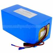 Lithium-ion battery 48V 25Ah with BMS and Charger