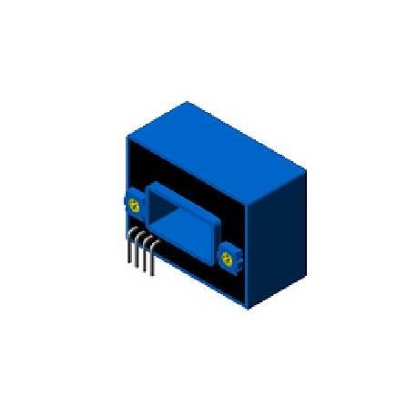 Current sensor LEM HAS 100-P