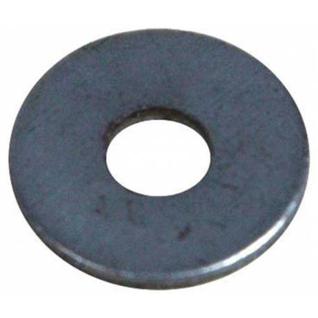 Rondelle plate zinc M08 taille LL