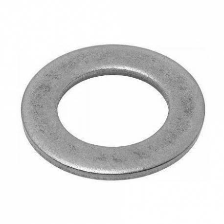 Rondelle plate zinc M08 taille M