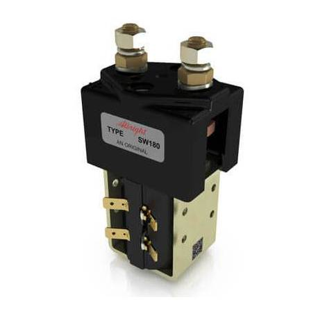 24V power relay with cover SW180
