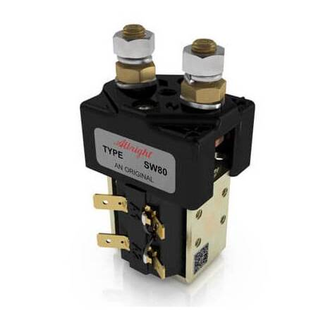 12V power relay with cover SW80-68