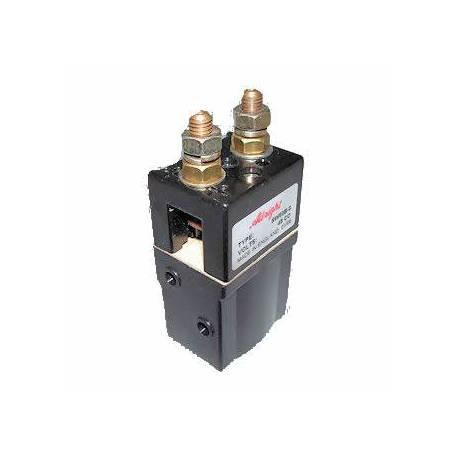 24V power relay with cover SW60A-22