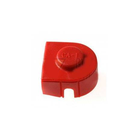 RED terminal cover for Lithium 40Ah, 60Ah and 70Ah cells
