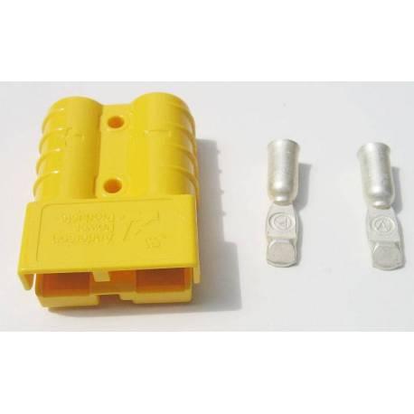Connecteur SB175 jaune 12V 35mm2