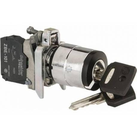 Rotating Locking knob 455 key, 2 fixed, left shift ON-OFF