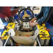 Electrification kit for 48V go-kart AGNI095 4Q OPTIMA 48 CTEK