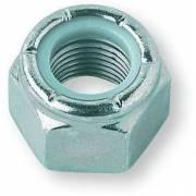 Ecrou US 3/8-16 UNC zinc frein
