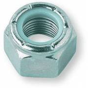 US Locking nut H 3/8-16 UNC zinc