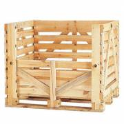Wooden pallet box 1000 x 1200 x 1000 mm