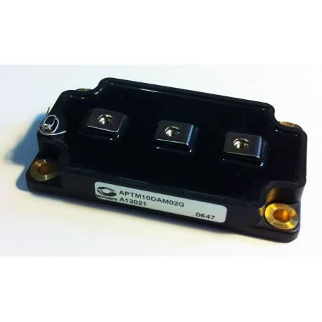 Module MOSFET APTM10SKM02G