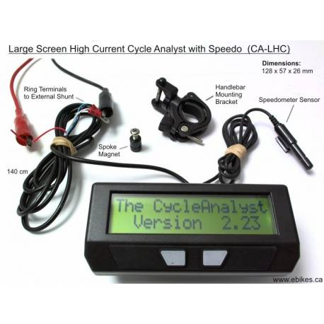 CA-HC - HIGH CURRENT CYCLE ANALYST V2.3 DEVICE