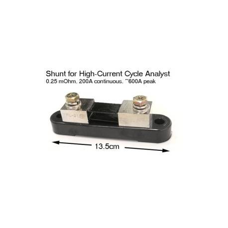 SHUNT 300A POUR CYCLE ANALYST CA-HC