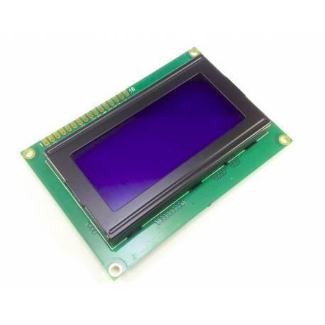 AFFICHEUR LCD MC1604C-SYR 4 LIGNES DE 16 CARACTÈRES