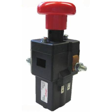 24V-48V relay with Emergency Stop 250A SD300A-2 24V CO
