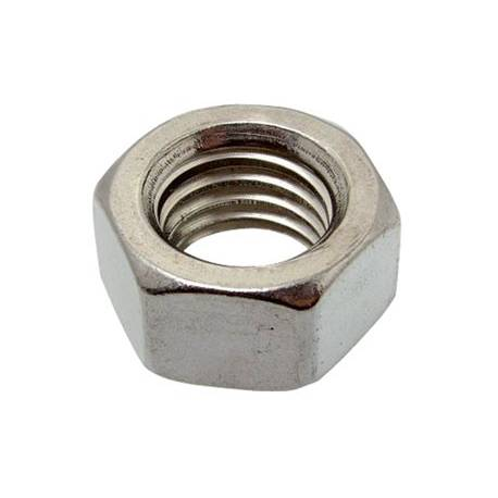 US nut 3/8-16 UNC zinc
