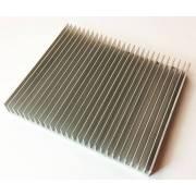 Aluminium heatsink 200 x 165 x 25 mm