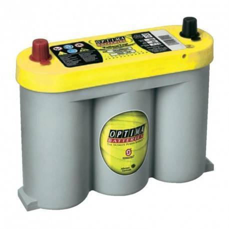 Batterie Optima Yellowtop YTR - 6V 55Ah 765A