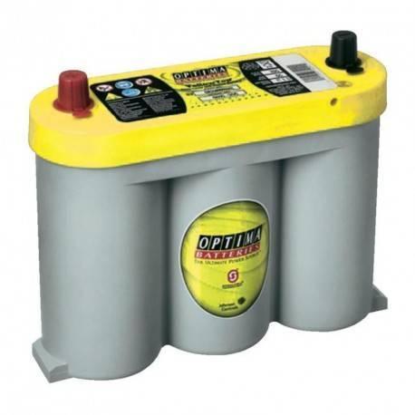 Optima Yellowtop YTR - 6V 55Ah 765A Battery