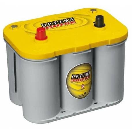 Batterie Optima Yellowtop YTS - 12V 55Ah 765A