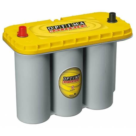 Batterie Optima Yellowtop YTS - 12V 75Ah 975A