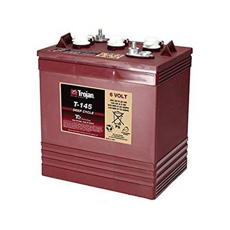Batterie Trojan T-105 - 6V 225Ah 350A