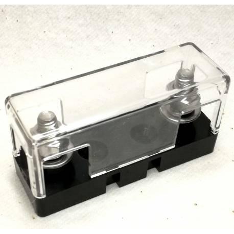 Porte fusible DIN43560 avec capot