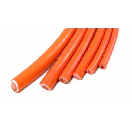 cable orange véhicules electrique 600V
