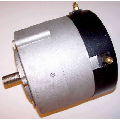 Motenergy motor, ME1007 PMDC, Air cooling, Enclosed