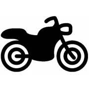 Motorcycle 125cc conversion kit, P12 72V AC