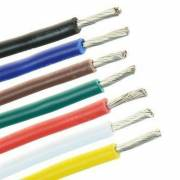 Fil souple de câblage 1mm2 de couleur