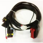 Analog harness for ZAPI BLE-2 controller with regen