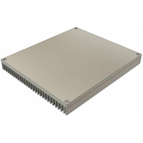 Air cooling heatsink for Zapi ACE-3 - BLE-3