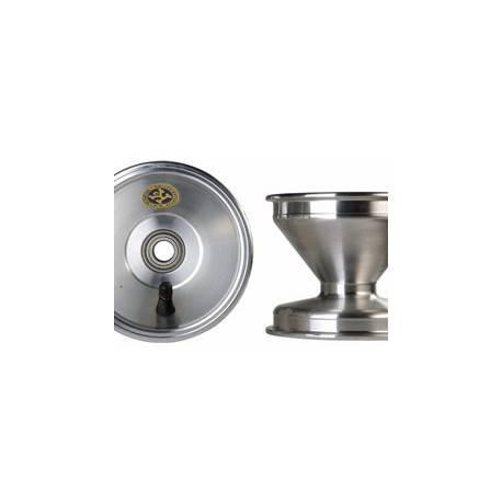 Reinforced aluminum front rim with valve